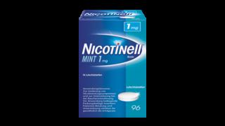 Nicotinell Lutschtabletten